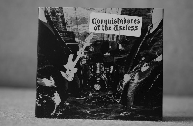 Conquistadores of the useless album